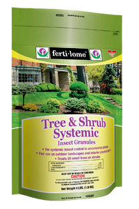 Ferti-lome Tree & Shrub Systemic Insect Granules