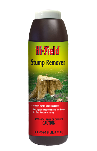Hi-Yield Stump Removal