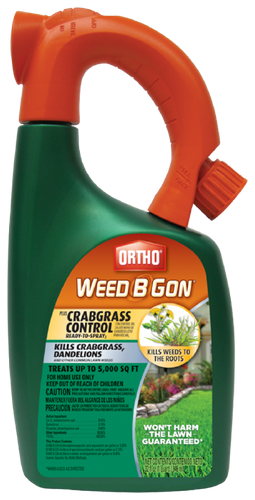 Ortho Weed B Gon Crabgrass Control