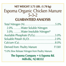 Load image into Gallery viewer, Espoma Organic Chicken Manure