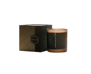 Hive Luxury Fragrances' Support Candle