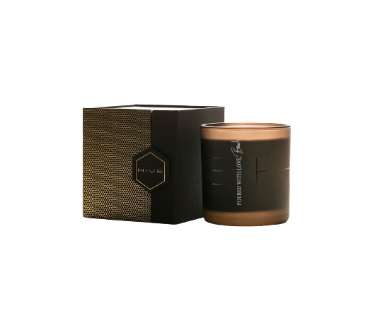Hive Luxury Fragrances' Trust Candle