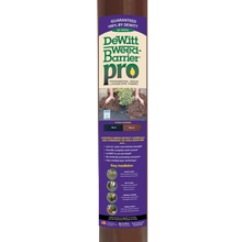 Load image into Gallery viewer, DeWitt Weed Barrier Pro Landscape Fabric