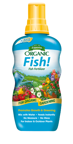 Espoma Organic Fish! Fertilizer