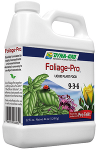 Dyna-Gro Foliage-Pro Liquid Plant Food