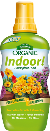 Espoma Organic Indoor! Houseplant Food