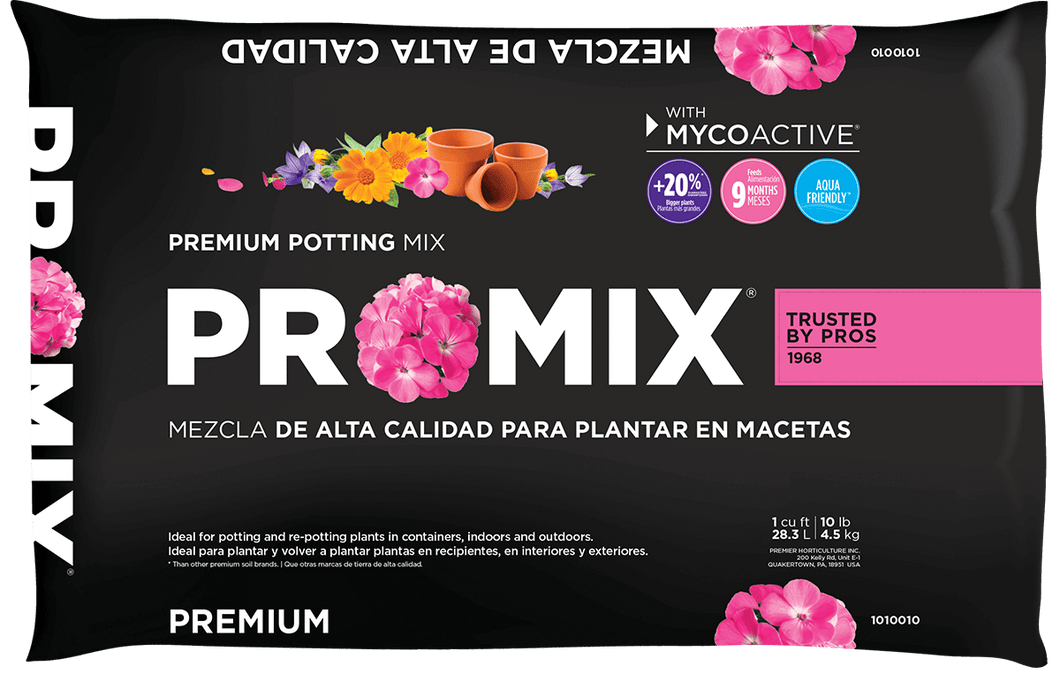 Pro-Mix Premium Potting Mix