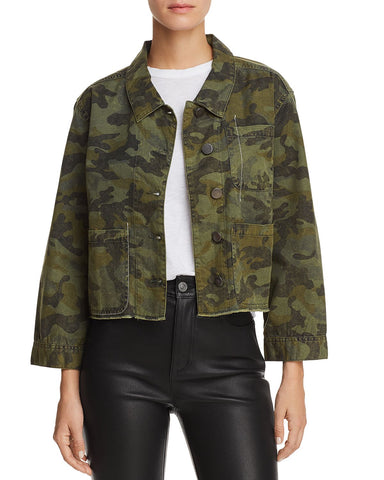 Bogart St Camo Jacket in Camouflage