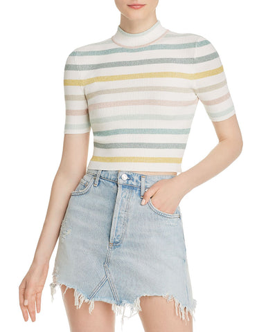 Ellenwe Striped Top in Multi