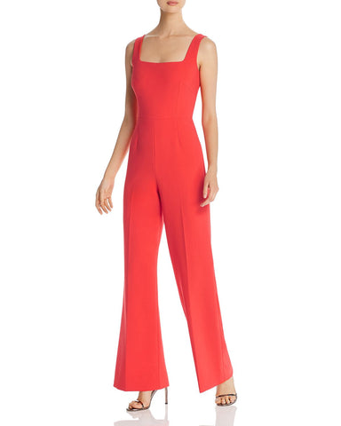 Helena Wide-Leg Jumpsuit in Daiquiri