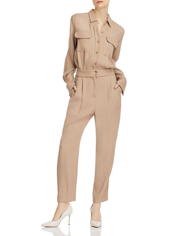 Trianne Utility Jumpsuit in Amphora