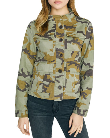 Sacred Valley Military Jacket in Green