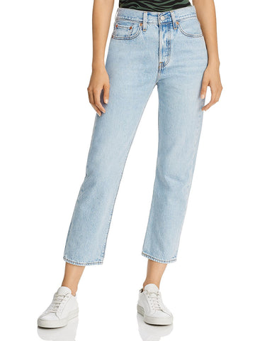 Wedgie Straight Jeans in Montgomery Baked
