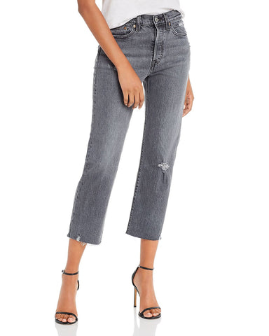 Wedgie Straight Jeans in Cabo Smoke