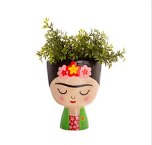 Load image into Gallery viewer, Sass and Belle Frida planter indoor Plant Pot
