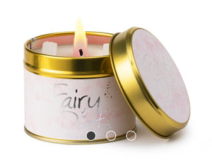 Lily-Flame Candle - Fairy Dust