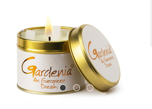 Lily-Flame Candle - Gardenia