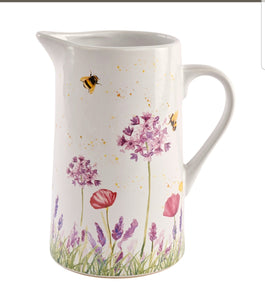 Beautiful Bee Jug