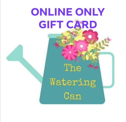 The Watering Can Online Gift Voucher