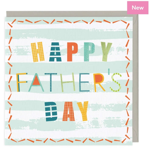 Fun Fathers Day card