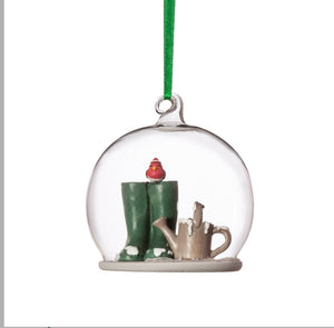 Sass and Belle Gardeners Dream Dome Christmas Bauble
