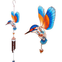 Load image into Gallery viewer, Kingfisher Windchime