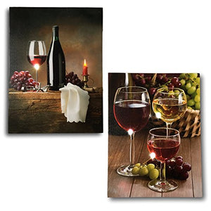 Top 20 Wine Walls