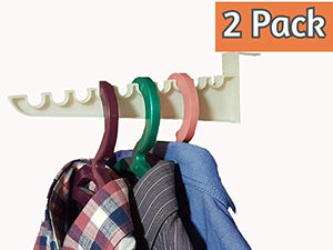 23 Top Door Hook Racks