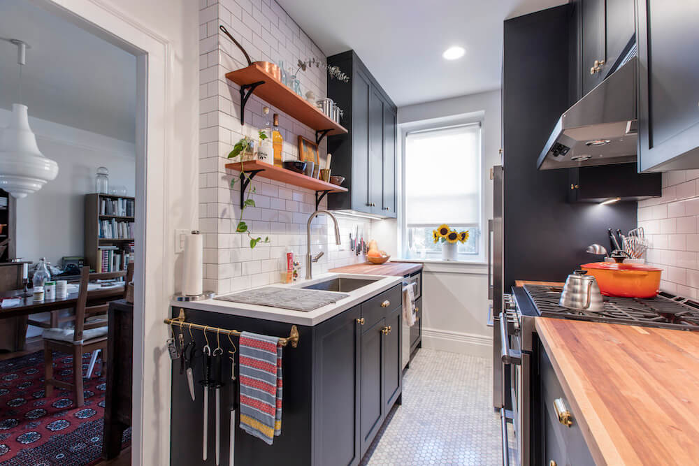 A family whips up smart ideas worthy of a chef's cook space