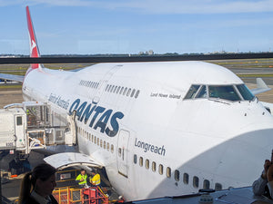 Farewell to a queen: What it was like to be on the last revenue flight of a Qantas 747-400
