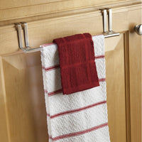 Over-The-Cabinet Towel Bar