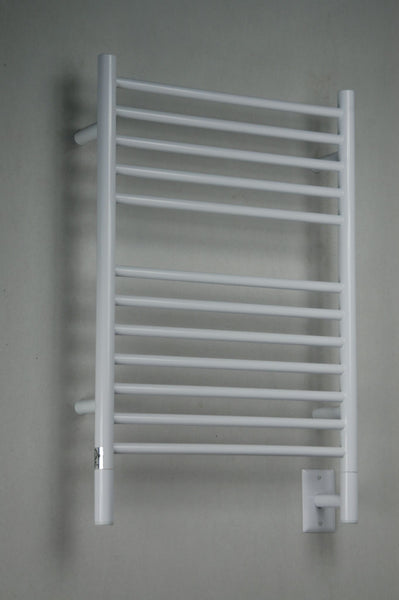 Amba Jeeves E Straight Towel Warmer - ESW White