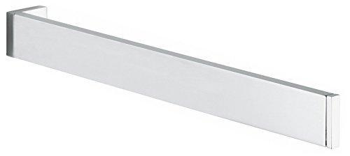 "WS Bath Collections Demetra Collection Towel Bar, 14.8"", Polished Chrome"