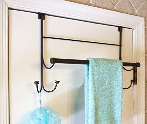 BathSense Towel Bar Rack