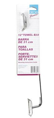 "BAR TOWEL 12""DIAMOND CHR"