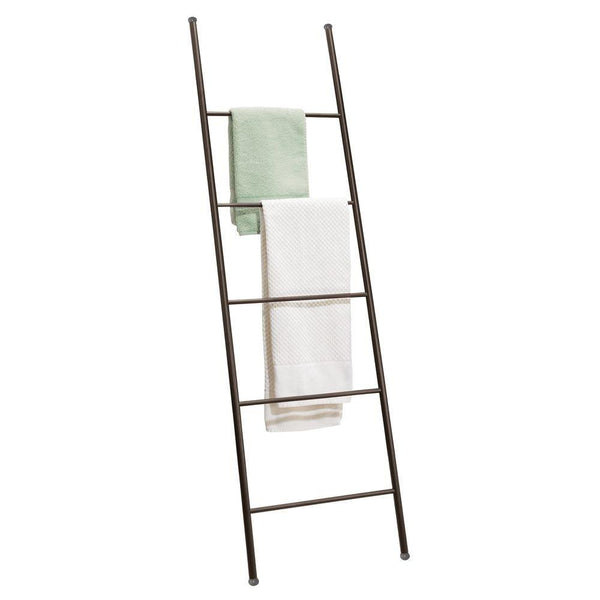 Free Standing Bath Towel Storage Ladder