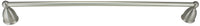 "Danze Rosemont Brushed Nickel 18"" Towel Bar"