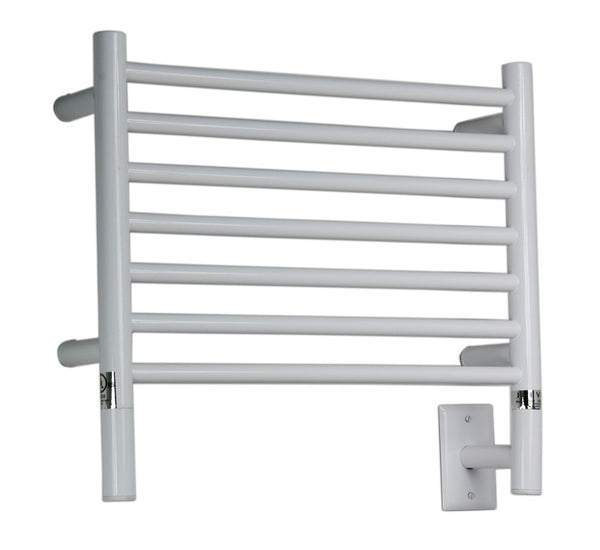 Amba Jeeves H Straight Towel Warmer - HSW White