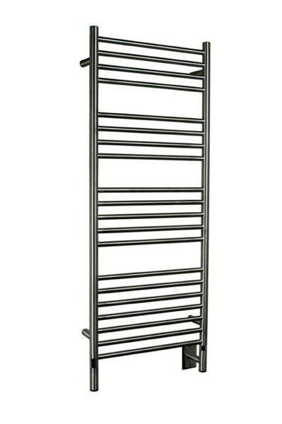 Amba Jeeves D Straight Towel Warmer - DSB Brushed
