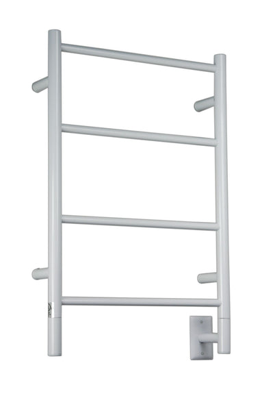 Amba Jeeves I Straight Towel Warmer - ISW White