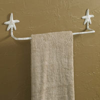 Starfish Towel Bar