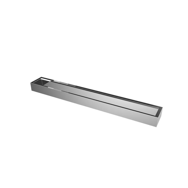 "Erupt 21"" Towel Bar, Chrome, Volkano Series"