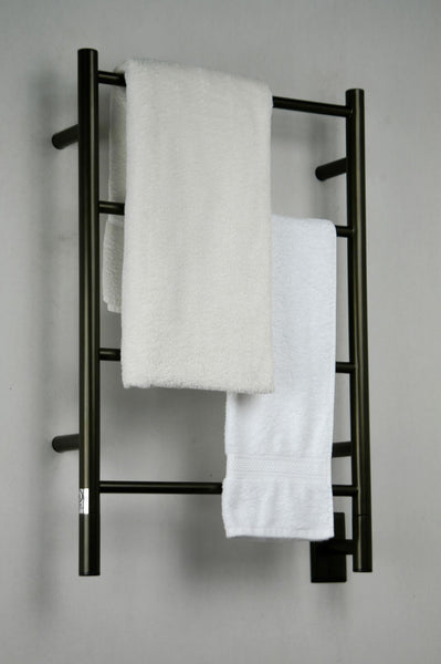 Amba Jeeves I Straight Towel Warmer - ISO Oil Rubbed Bronze