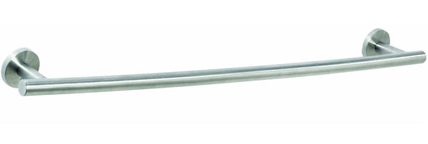 Amerock BH26544SS Arrondi Collection Towel Bar, Stainless Steel, 24""