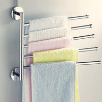 Becola Bathroom Accessories Stainless Steel Surface Towel Bars Br88004
