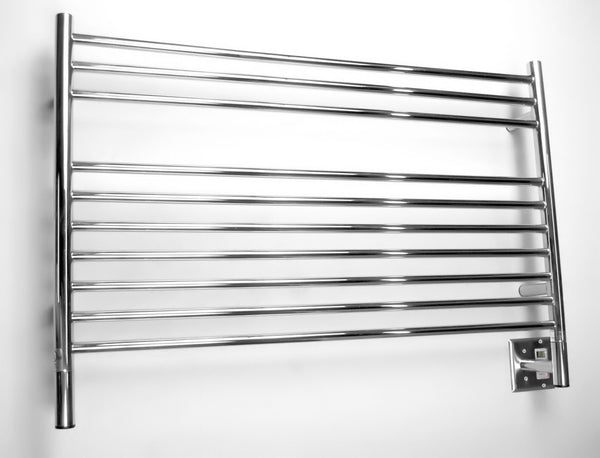 Amba Jeeves L Straight Towel Warmer - LSP Polished