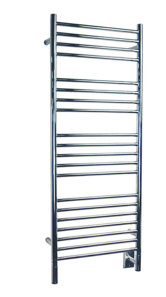 Amba Jeeves D Straight Towel Warmer - DSP Polished