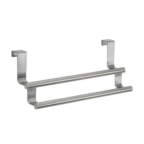 InterDesign Forma Over-the-Cabinet Twin Towel Bar
