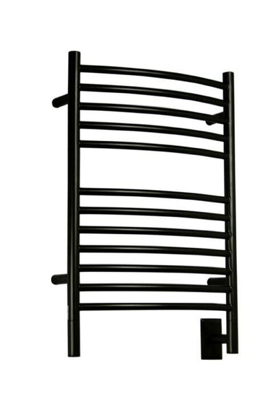 Amba Jeeves E Curved Towel Warmer - ECO Oil Rubbed Bronze