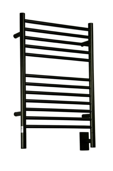 Amba Jeeves E Straight Towel Warmer - ESO Oil Rubbed Bronze